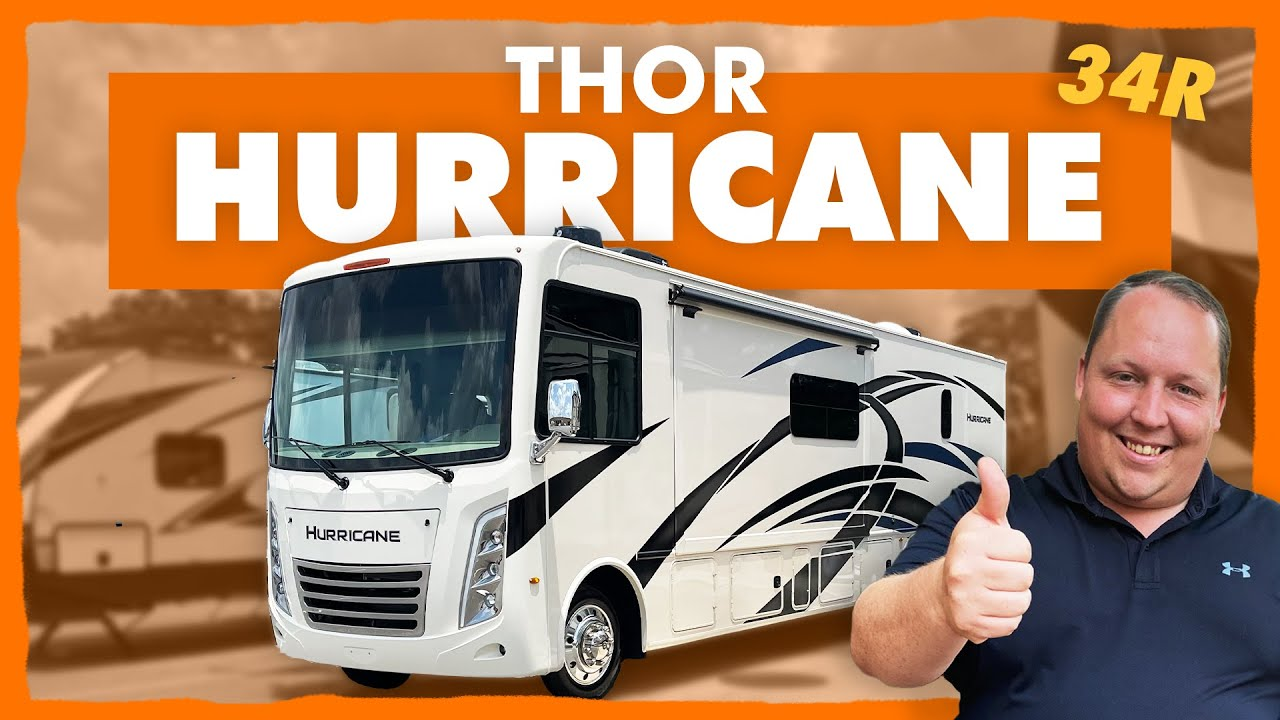 The Perfect Sized Motorhome for FULL TIME LIVING!