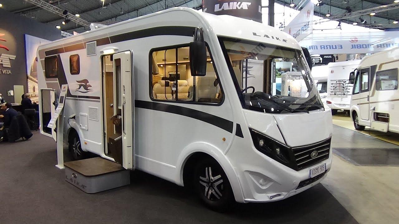 10 Laika Kosmo 10 - Exterior and Interior - Caravan Show CMT Stuttgart  10