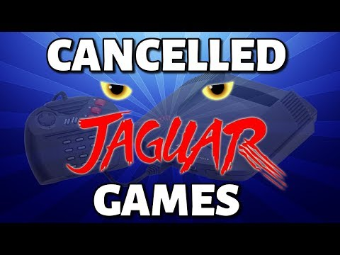 10 Cancelled Atari Jaguar games