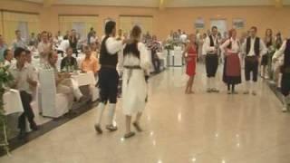 Lindzo-Marijana i Gojko Ostojic Svadba -Hkud ZORA Struge-Gorica-CAPLJINA- LINDZO