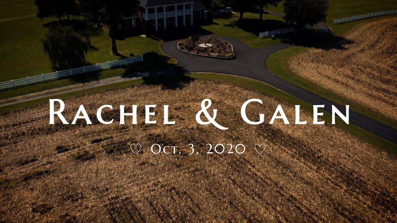 Rachel & Galen Sexton Paynefield Farm Wedding Highlight Trailer