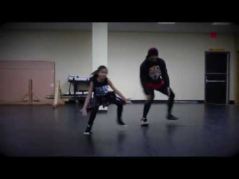 Sevyn & Chris Brown | Don't Kill The Fun | 9 Year Old Baby Jay