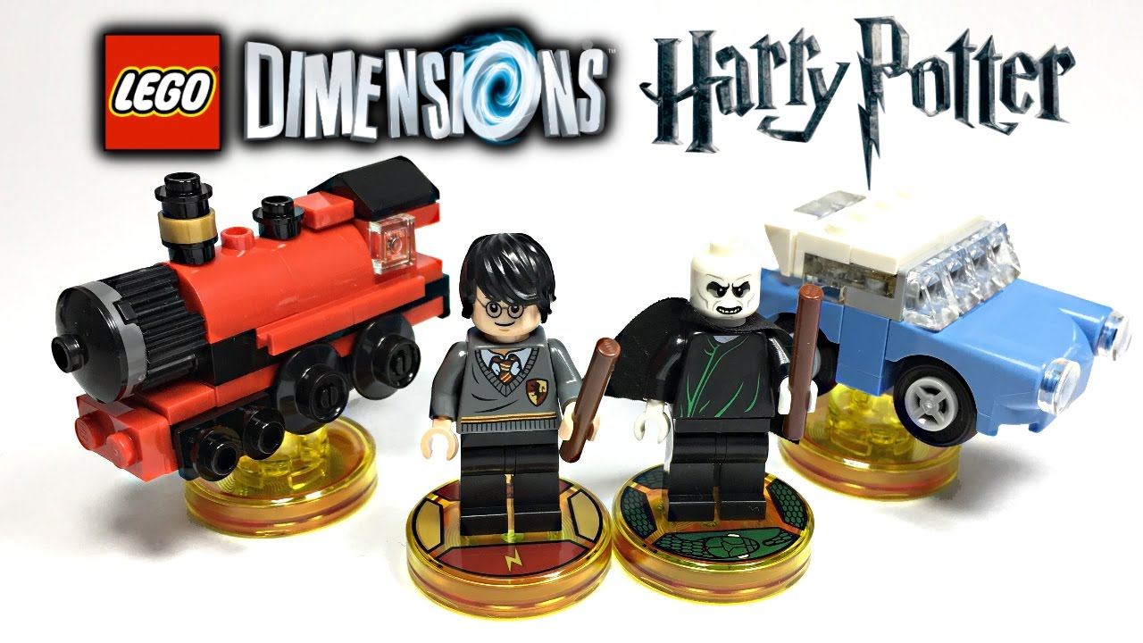 Lego Harry Potter 71247 Dimensions Minifigure