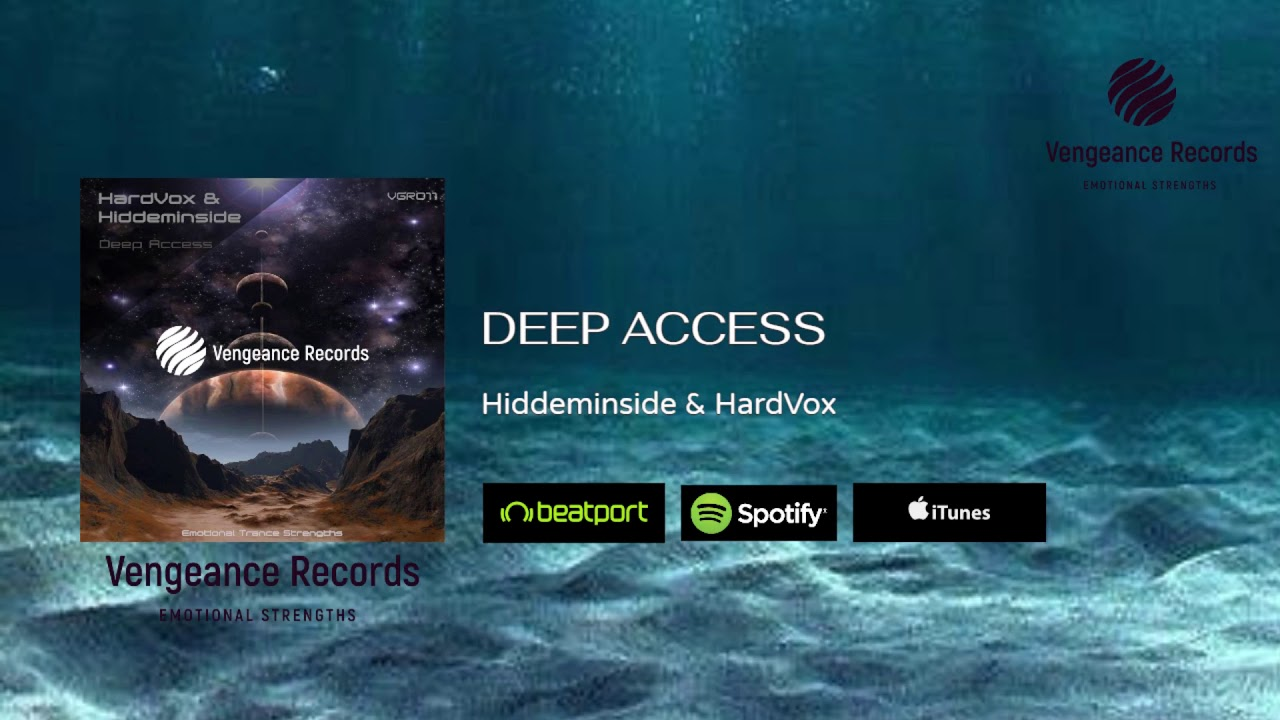 DEEP ACCESS - Hiddeminside & HardVox