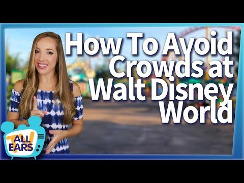How To Avoid Crowds At Walt Disney World