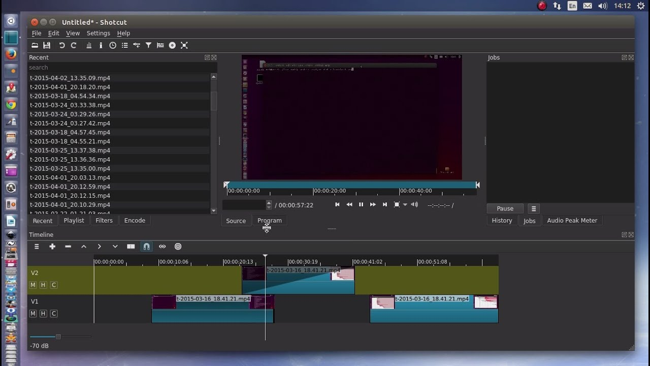 Image result for shotcut video editor