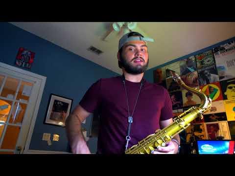Ryan Devlin Play Testing 3 Retro-Revival Tenor Sax Pieces - Super D NY - Crescent - Seventh Ave So.