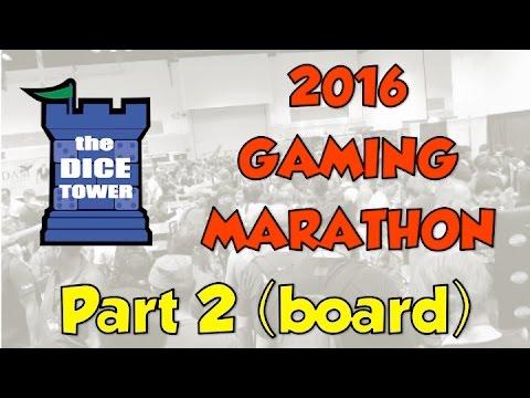 Download Dice Tower 2016 Live Gaming Marathon - Dice Tower 2016 Gaming Marathon - Board