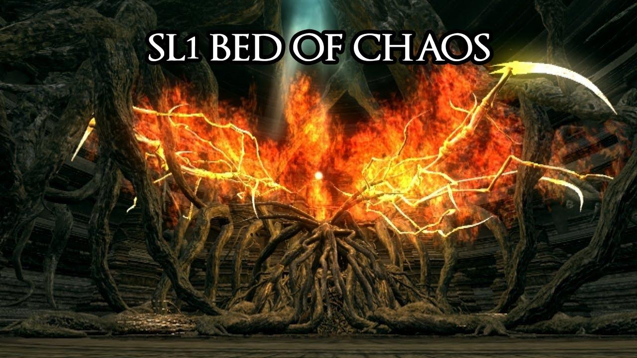 Dark Souls Bed Of Chaos SL1