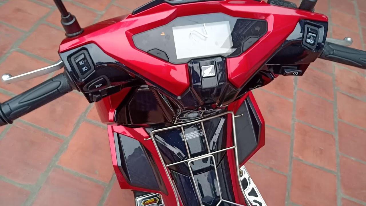Airblade 125cc 2020 :Ưu điểm và nhược điểm sau khi thay dầu lần đầu tiên