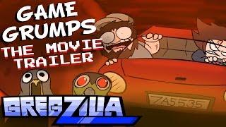 Game Grumps The Movie Trailer - Gregzilla