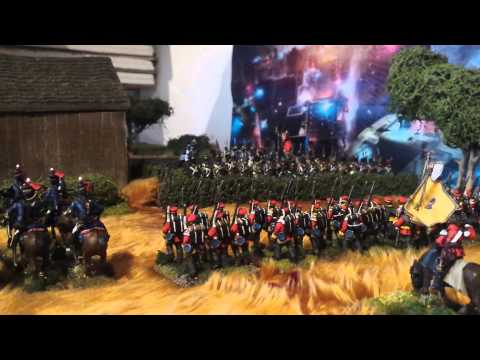 Blackpowder Napoleonic battle report/2