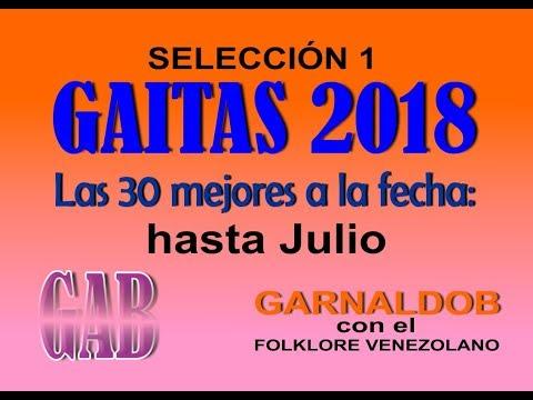 GAITAS 2018 Seleccion 1
