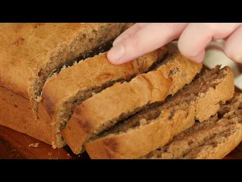 Apple Sauce Quick Bread
