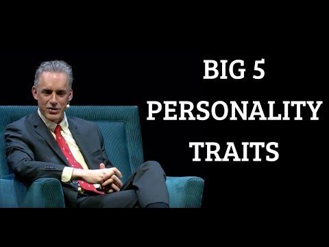 Jordan Peterson | Big 5 Personality Traits