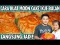 CARA BUAT MOON CAKE/KUE BULAN LANGSUNG JADI GA PAKE RIBET!!!