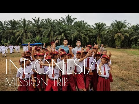 INDONESIA MISSION TRIP