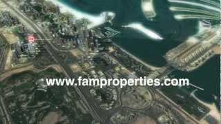 Green Lakes Tower, JLT - Dubai ; Apartment For Rent