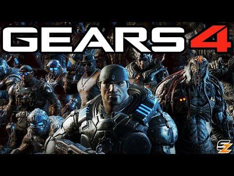 Gears of War 4 - Locust Characters, Carmines & More Return in Gears Frenzy!