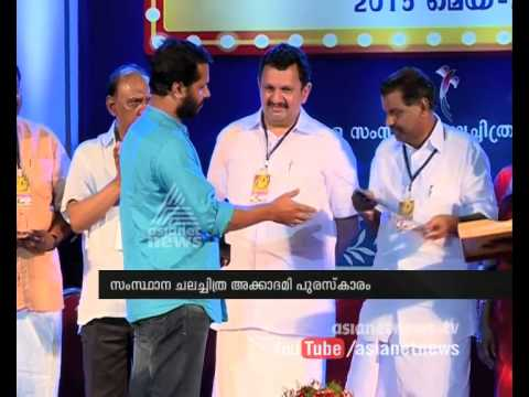 Kerala Chalachitra Academy 2013 Television award received by winners