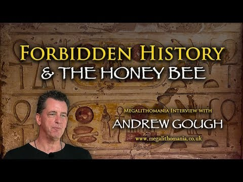 Andrew Gough: Forbidden History and the Honey Bee - Megalithomania Interview