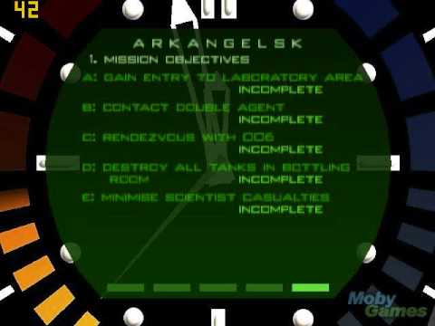 11minLoop GoldenEye007 Watch