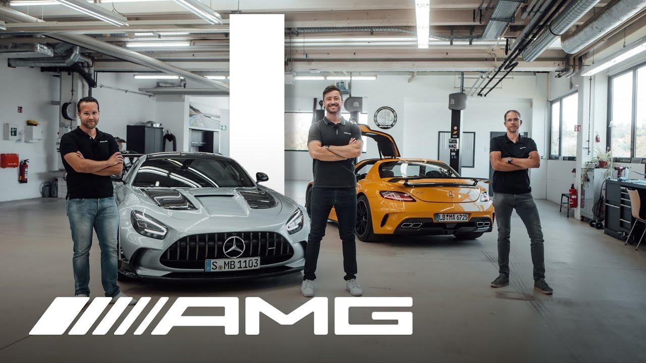 INSIDE AMG – Interior | Performance Meets Luxury
