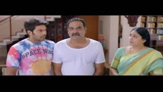 Ghajinikanth super comedy by Arya