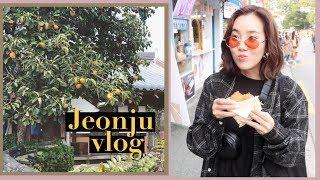 JEONJU MUKBANG VLOG: A day away from Seoul city!