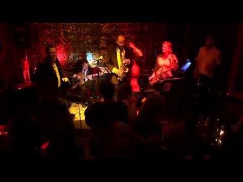 POCKET MOON - The Sweet Simones @ Jazzbar Vogler München