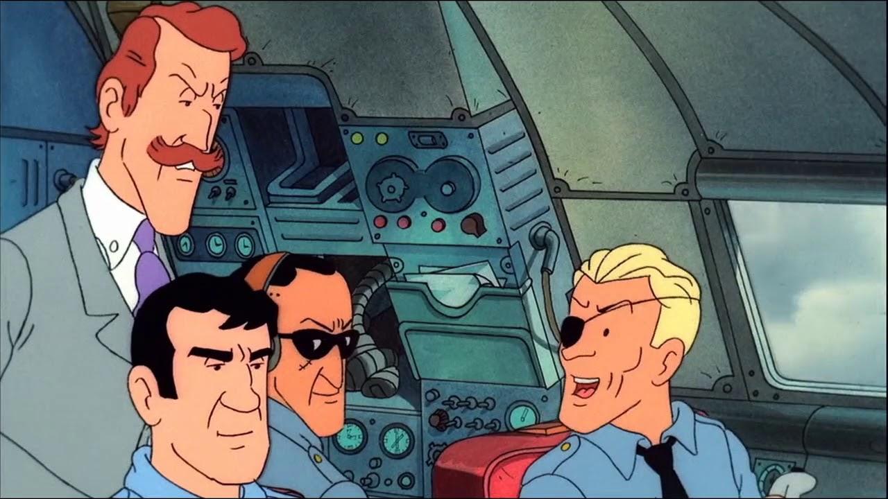 Download The Adventures of Tintin HINDI SEASON 2 Flight 714 Part  1