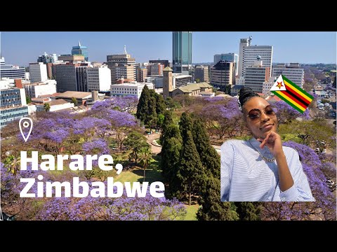 HARARE VLOG | My First Vlog | Best Service Providers In Harare | Zimbabwean YouTuber