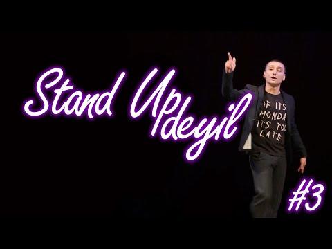 STAND UP DEYIL Samandar Rzayev  (#3)