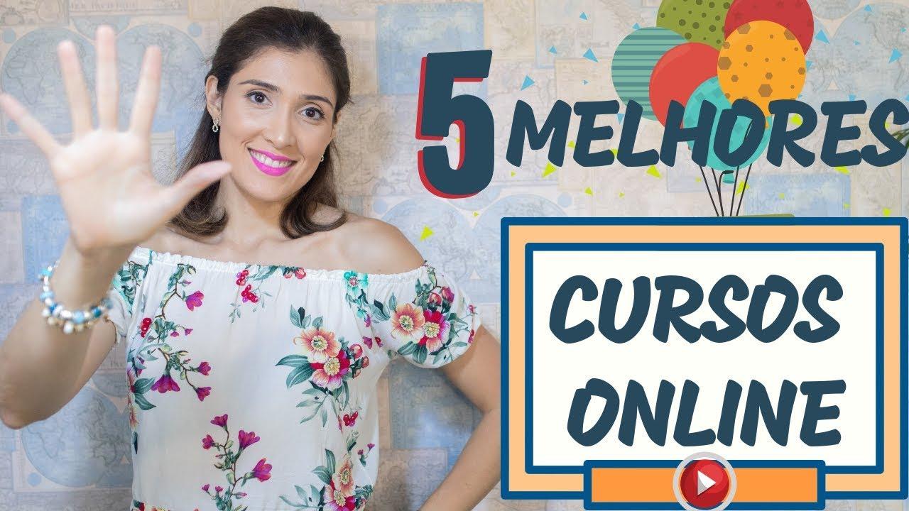 Os 5 Melhores Cursos Online Para O Enem E Vestibulares Youtube