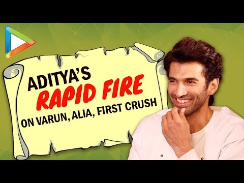 "Aditya Roy Kapur: ""A RUMOUR I'd Like To Start About Varun Dhawan is…""