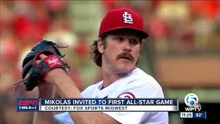 Jupiter grad Miles Mikolas selected to All-Star game