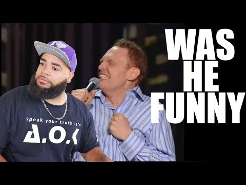First Time Reacting To  -Bill Burr - Black Friends, Clothes & Harlem