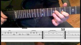 Sultans of Swing Solo (Cover & Lesson) W/ TAB