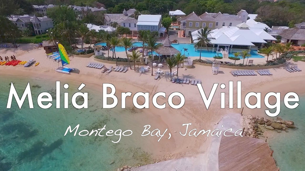 Meliá Braco Village Montego Bay Jamaica Resort