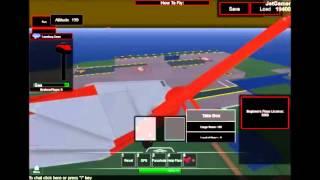 Jogando Roblox| Ro-Plane 2 (ft detonador3001, Escorpions234, jota842)