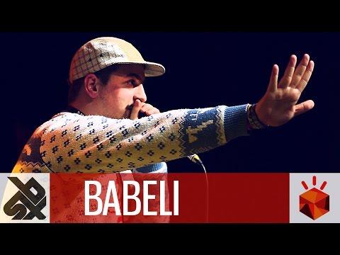 BABELI  |  Grand Beatbox SHOWCASE Battle 2016  |  Elimination