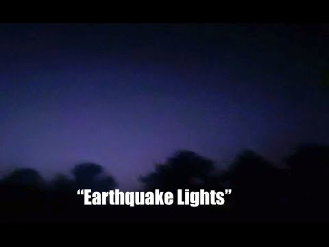 """Bizarre """"earthquake lights"""" observed in the sky prior to New Madrid quake of 1811"""