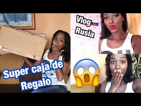 UNA PRECIOSA NOS MANDA MEGA CAJA DE REGALOS + TODA LA EMOCIÓN EN UN VÍDEO | 21 Jun 2017