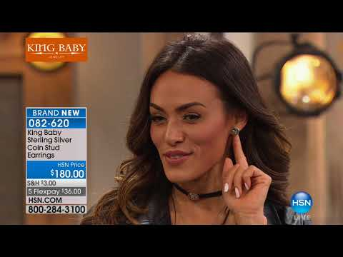 HSN | King Baby Jewelry 10.11.2017 - 02 AM