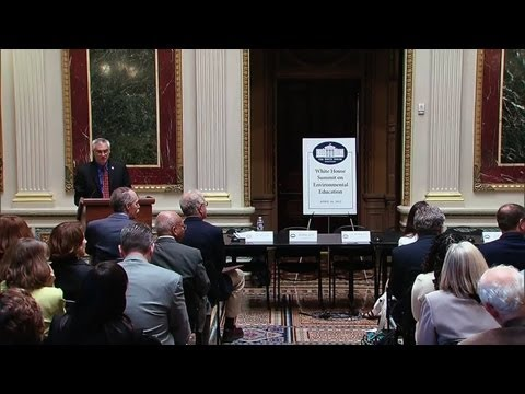 White House Summit on Environmental Education Closing Session