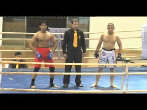 Baz Mubarez [Afghanistan] vs Suresh Rajput [India] O-sport