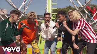 PRETTYMUCH - Would You Mind (Live at Teen Choice Awards)