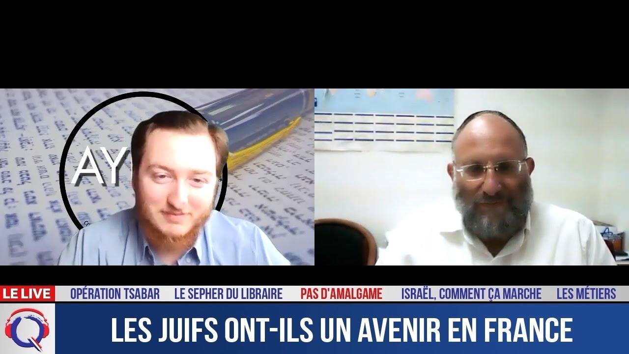 Les juifs ont-ils un avenir en France ? - Pas d'Amalgame#60