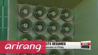 Video History and impact of South Korea's loudspeaker propaganda broadcasts download MP3, 3GP, MP4, WEBM, AVI, FLV November 2017