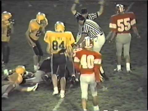 West Lafayette Indiana Football vs BC 1988